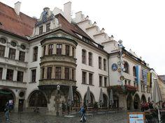 Cervejaria Hofbräuhaus am Platzl. # Munique, Alemanha.