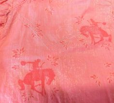 Wrangler Girls Pink Metallic Horse Rodeo Western Snap Button Long Shirt Medium #Wrangler #DressyEveryday