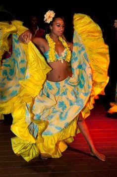 Mauritius kreal dance! amazing live