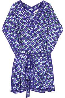 Michael Kors kaftan  I recently got to go to a Michael Kors store. The designs were so beautiful it was almost more than I could handle! K...