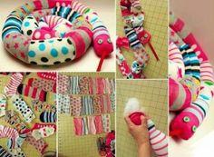 çoraptan_oyuncak_yılan