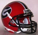 Gladstone Gladiators Schutt Replica Mini Helmet - Covina, CA