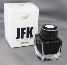 Montblanc JFK Navy Blue (30ml Bottle)