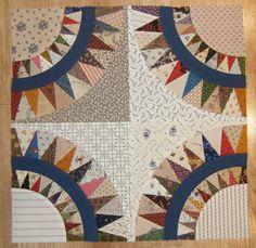 new york beauty quilt block   New York Beauty Quilt