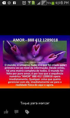 Código de Grabovoi - Amor