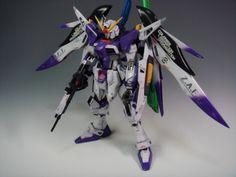 [Modelers-G] MG 1/100 Destiny Gundam Extreme Blast Mode Painted Build
