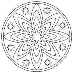 70 Mandalas para pintar, meditación activa - Las Mejores Imagenes online