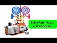 Saiba Como Fazer Vacuo no Ar Condicionado Split Corretamente