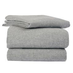 I pinned this La Rochelle Heather Flannel Sheet Set from the Orlando Bloom: Curate for a Cause event at Joss and Main!