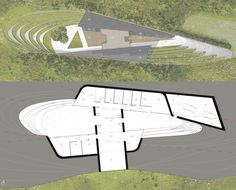Bigbury Hollow. Underground house. Accommodation layout. Contemporary Architecture. Hawkes. NPPF 55.