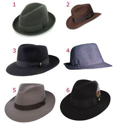 Shanna this is for you, Fedora- LOVE!!!!!!