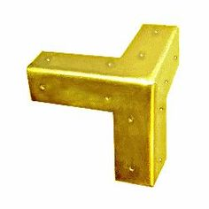 Campaign Chest Corners - Paxton Hardware - $20.29