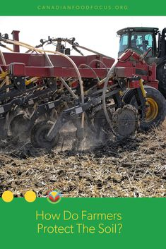 How do farmers protect the soil?Farming practices and advancements in technology have allowed farmers to reduce or eliminate the need to plow their land to prepare it for planting. No Dairy Recipes, Oats Recipes, Fruit Recipes, Egg Recipes, Pork Recipes, Barley Recipes, Bison Recipes, Mushroom Recipes, Chickpea Recipes