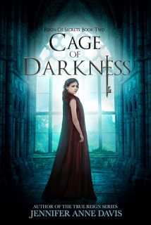 Cage of Darkness    Cage of Darkness  by Jennifer Anne Davis  Book: Reign of Secrets #2  Publisher: Clean Teen Publishing  Pub Date: April 2017  Genre: Young Adult  Format: ARC  Source: Author  Book links:GoodreadsAmazonBook Depository  While traveling to Fren Allyssa and Odar are hijacked by a ruthless assassin who divulges a stunning secret that changes everything. Trying to come to terms with this newfound revelation Allyssa is taken to Russek and delivered into the hands of a malicious…