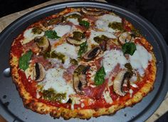 Keto pizza has been doing the rounds of the blogging & recipe world for a good while now, so…