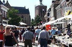 De langste markt in Workum!