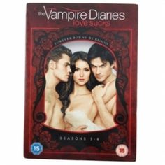 Cr¨®nicas Vamp¨ªricas - Temporadas [DVD] Vampire Diaries Seasons, The Vampire Diaries, Vampire Dairies, Vampire Diaries The Originals, Amazon Dvd, Teenage Girl Gifts, Thing 1, Dvd Blu Ray, Christmas Birthday