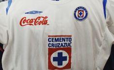 e00709866 UMBRO Deportivo Cruz Azul Soccer Jersey