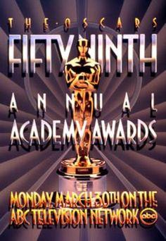 1987 59th Annual Academy Awards