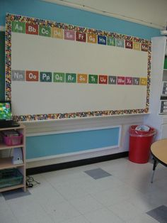 Clutter-Free Classroom: Word Walls