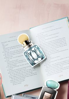 Whether it's full-blown flowery or intensely woody, your scent speaks volumes about who you are. So if you're looking for a signature fragrance, we suggest a novel approach: Let your favorite literary genre lead the way.