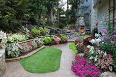 Mark's Backyard - Traditional - Landscape - atlanta - by Artistic Landscapes