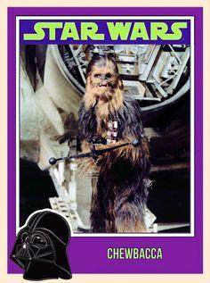 The Force Is Strong, Chewbacca, Mandalorian, Star Trek, Darth Vader, Comic Books, Comics, Stars, Image