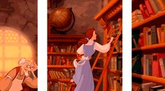 3d gif belle beauty and th beast