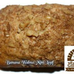 18 Banana Walnut Mini Loaves on the redditgifts Marketplace