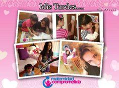 #Maternidad Comprometida Día 22 Mis Tardes