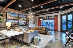 Inside The Boutique Real Estate Group office  Inman