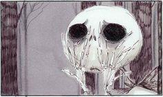 The Art of Tim Burton.