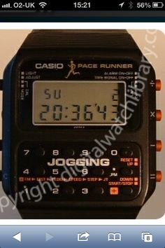Retro Watches, Vintage Watches, Casio Vintage Watch, Old Toys, Techno, Jogging, Game, Tv, Retro Clock
