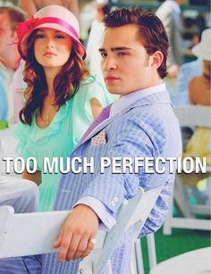 blair, chuck, and chuck bass image