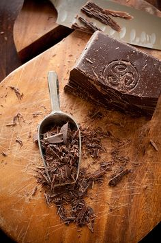 Callebaut Chocolate is the best chocolate for EVERYTHING...and it's what we use almost exclusively!