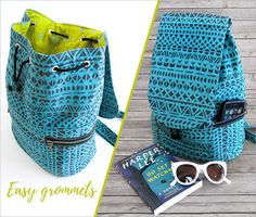 Novice Beginnings: Summer Sling Bag - Free Tutorial