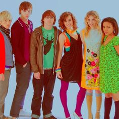 The Skins.