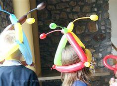 Cool Balloon Hat
