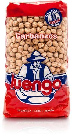 2,69€ - Luengo Garbanzo selecto extra - 1000 gr - - - 100gr proteina 17,90