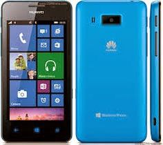 Mobile World: Huawei Ascend W2 Smart Phone