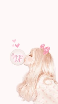 Image about pink in Korean Art/ Girls 💖 by Amimi ~ 사랑 Cute Girl Wallpaper, Cute Wallpaper For Phone, Kawaii Girl, Kawaii Anime, Sweet Girls, Cute Girls, Lovely Girl Image, Art Addiction, Korean Art