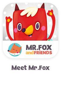 MEET MR.FOX (iPad Game for Preschoolers)