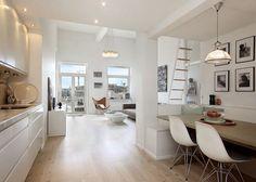 Apartamento em Estocolmo