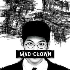 MAD CLOWN - Fierce (2nd Mini Album) CD + GIFT HYOLYN (SISTAR)