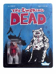 The Ewoking Dead by Killer Bootlegs