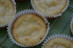 Lemon Yogurt Cupcakes Recipe - Food.com Lemon Cupcakes, Cute Cupcakes, Easy Cake Recipes, Cupcake Recipes, Cupcake Cakes, Cupcake Ideas, Lemon Yogurt, Sweet Desserts, No Bake Desserts