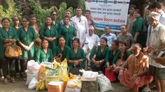 Butwal Phoolbari #LionsClub (Nepal) organized a food distribution program for needy people