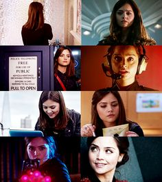 Clara Oswald, the impossible girl