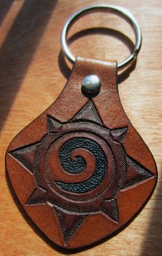 Hearthstone Keychain by Kaje202 on deviantART