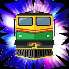Train Station es un juego muy adictivo y entretenido.  Ayuda al revisor a contar los pasajeros del tren. Latest Android, Android Apps, Google Play, Games, To Tell, Entertaining, Entertainment, Train, Gaming